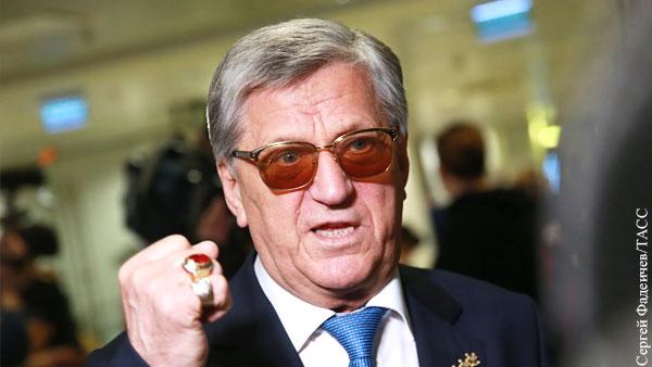 Тихонов резко высказался в адрес российских спортсменов
