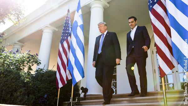 Мнения: Почему Греция дергает Германию за усы