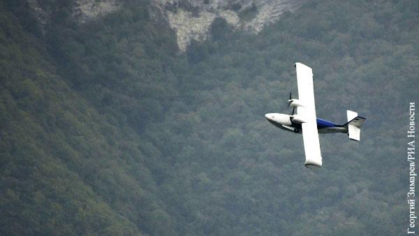 Прилетевший из Прибалтики самолет-нарушитель оказался российским