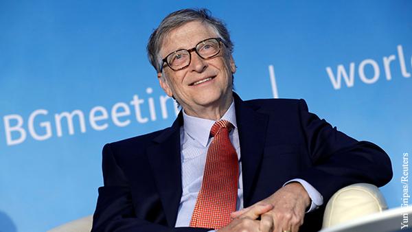 Состояние Билла Гейтса побило 20-летний рекорд