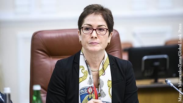 Посол США в Киеве назвала три приоритета для президента Украины