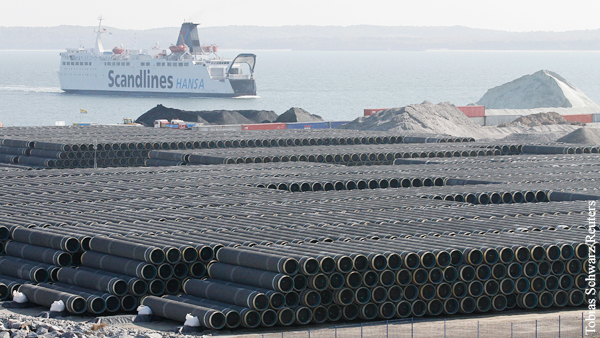 Экономика: Три главные угрозы поставкам российского газа в Европу