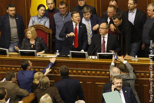Ляшко предложил Зеленскому провести референдум