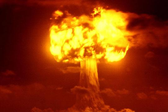 Ядерный саркофаг США в Тихом океане пошел трещинами