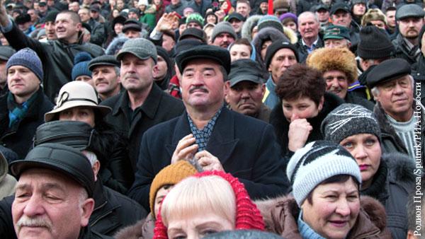 Анонсирована выдача российских паспортов жителям Приднестровья