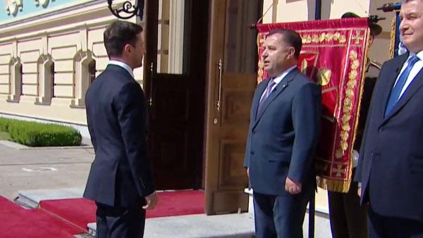 После инаугурации Зеленского уволен первый министр