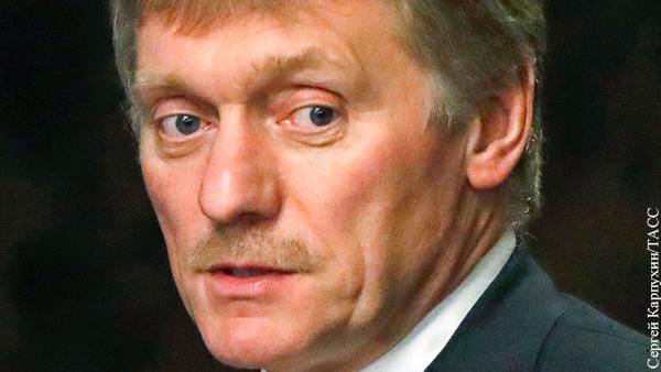 В Кремле рассказали, с чем Путин поздравит Зеленского