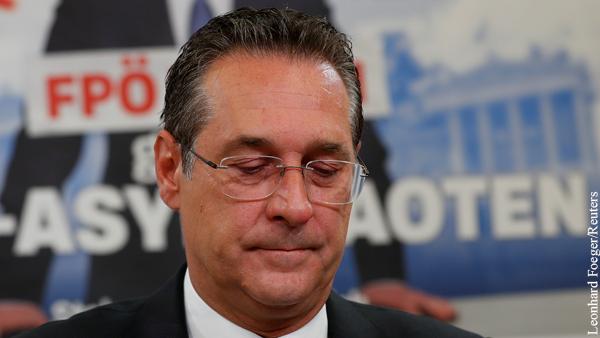 Эксперт указал на роль спецслужб в громком скандале с «россиянкой» в Австрии