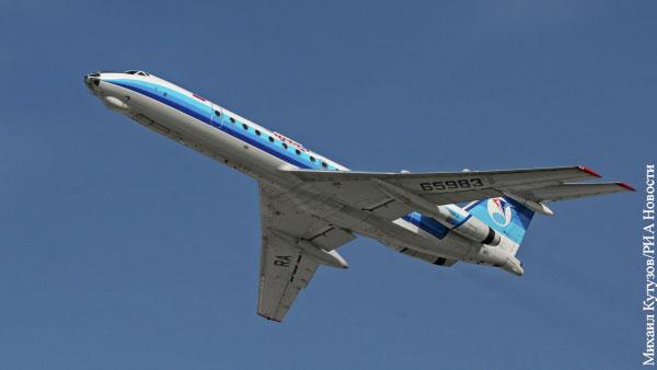 Судьба Ту-134 показывает «Суперджету» пример качества и надежности