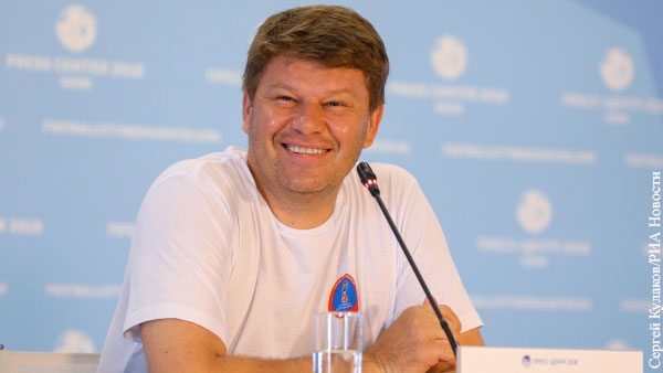 Губерниев предложил обнажиться российским биатлонистам