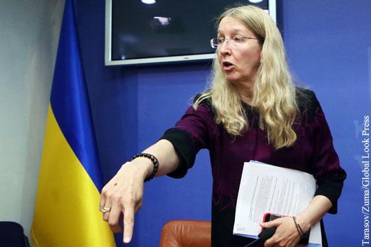Супрун призвала ООН перестать «терпеть» Россию в Совбезе