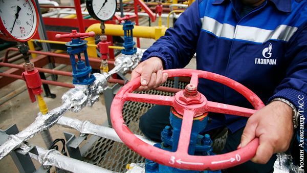 Газпром завязал петлю на шее Украины