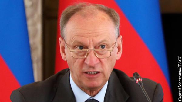Патрушев отреагировал на данные о причастности спецслужб к делу Голунова