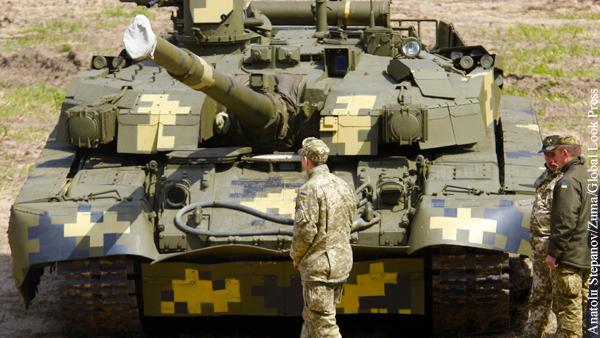 Украинское танкостроение скончалось