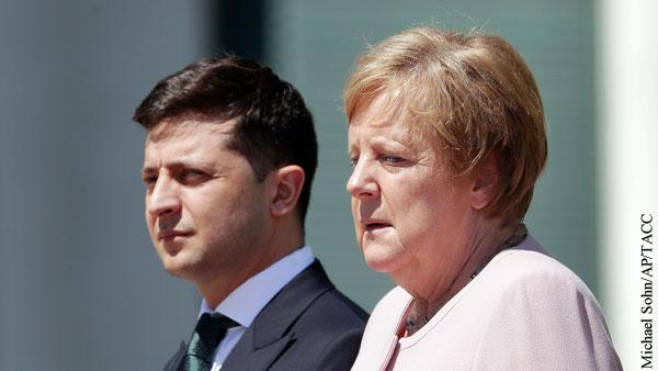 Ляшко пристыдил Зеленского за инцидент с Меркель