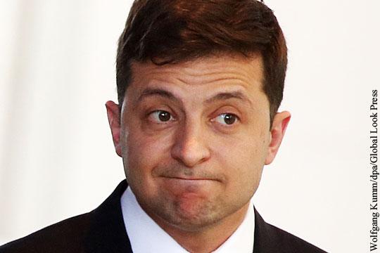 Зеленский обещал немецкому бизнесу не допустить дефолт на Украине