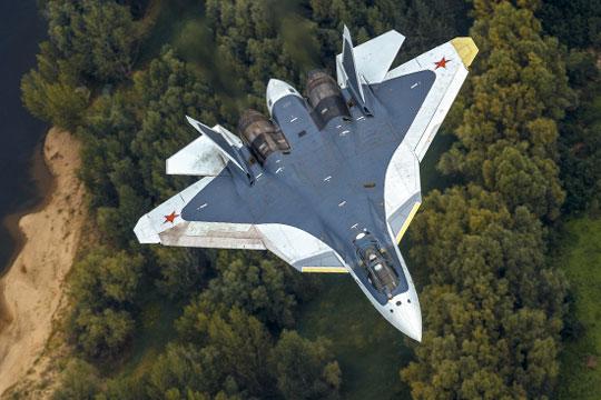Су-57 обещали превосходство в средствах поражения
