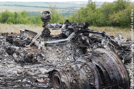 В Нидерландах назвали причастных к крушению Boeing в Донбассе