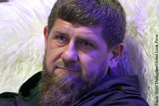 Кадыров не захотел в космос