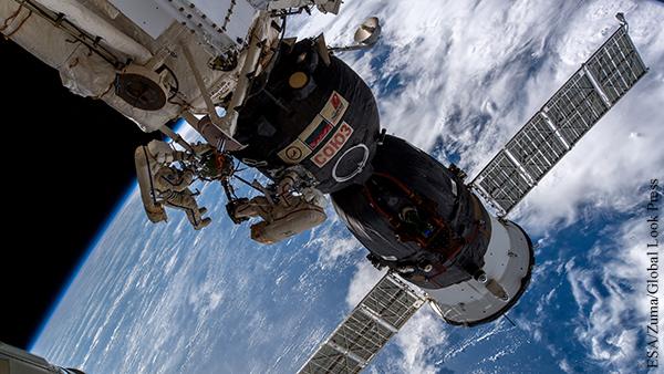 Космонавты отказались сдавать сперму на МКС