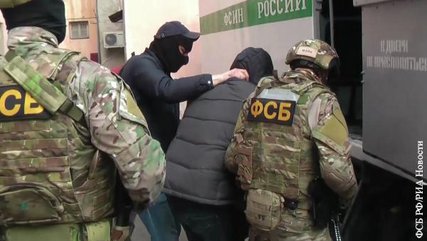 У задержанного ФСБ чиновника нашли польский паспорт и записывающую аппаратуру