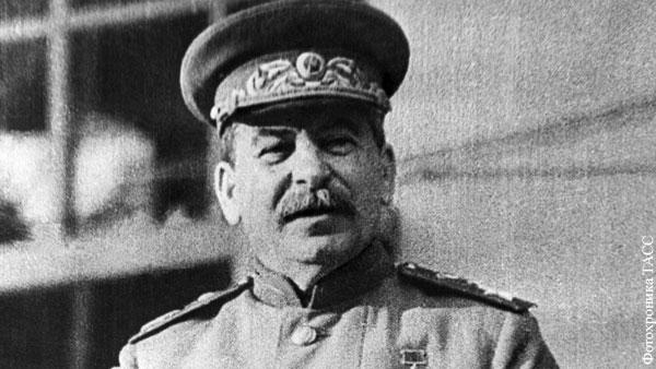 Политолог: Украинцы уважают Сталина из чувства противоречия