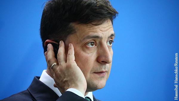 США не поддержали идею Зеленского изменить формат переговоров по Донбассу
