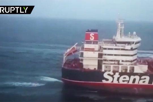 Британия начала искать российский след в задержании Ираном ее танкера