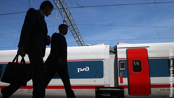 Нужна ли России скоростная железная дорога до Минска
