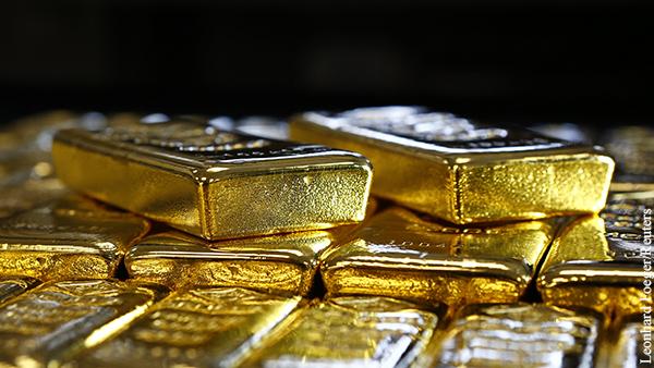 Россия вышла в мировые лидеры в гонке за золотом