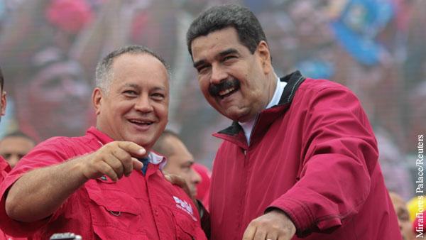 Мадуро предусмотрел всё, кроме предательства