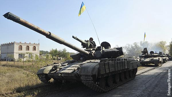 На Украине призвали готовиться к войне с Россией