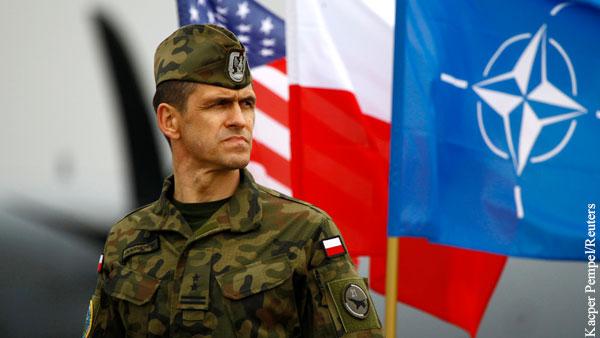 Варшава призвала создать в Польше новую базу НАТО
