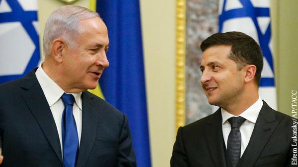 Нетаньяху раскритиковали за благодарность Украине