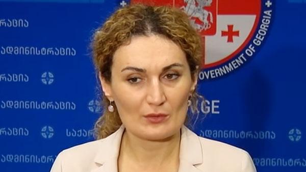 Грузия обвинила Россию в создании «атмосферы отчаяния»