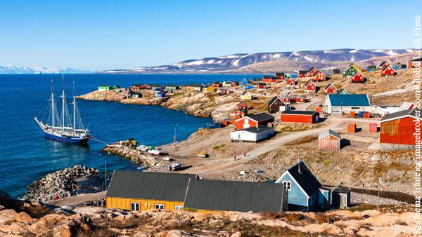 Песков назвал «международным шопингом» намерение США купить Гренландию
