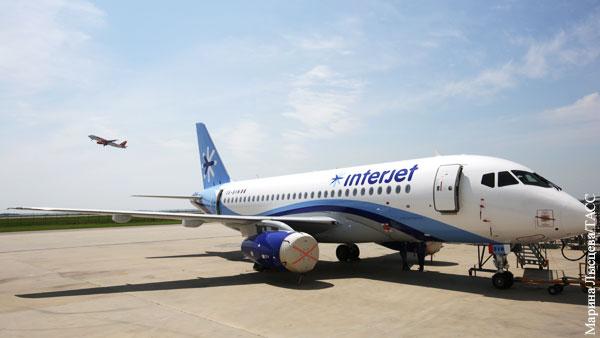 Последняя иностранная авиакомпания решила распродать «Суперджеты»