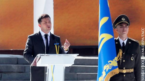 Зеленский назвал главный хит Украины