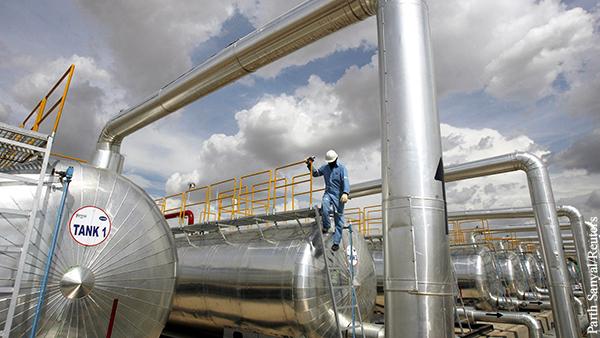 Найден многомиллиардный рынок для российской нефти и газа