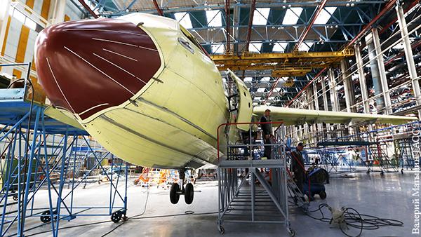Российский авиапром лишат советского балласта