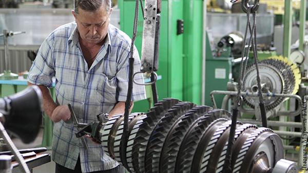 Украина подтолкнула Россию к промышленному прорыву