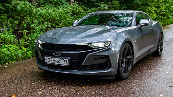 Мнения: Chevrolet Camaro – внешность на миллион долларов