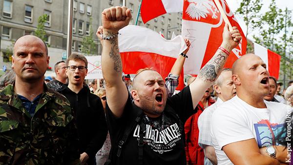 Мнения: Варшавская мелодия для русских отыграла