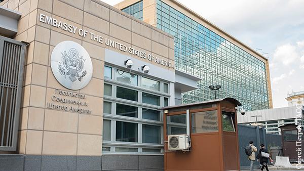 Командир «Альфы» рассказал о взрыве в посольстве США в Москве