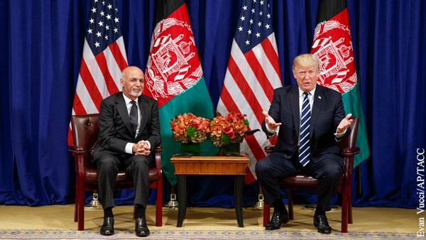 Секретная сделка Трампа с талибами улучшит отношения США с Россией