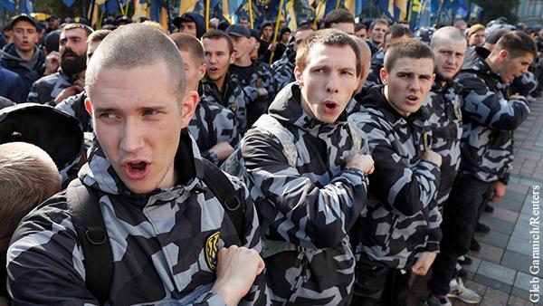 Разоружению украинских добробатов в Донбассе дали объяснение