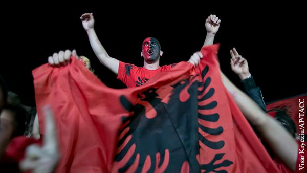 На Западе задумались о возвращении Сербии Косова