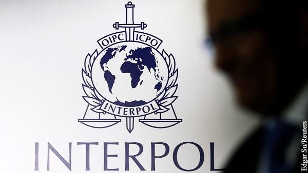 Москва запросила Интерпол о местонахождении Смоленкова