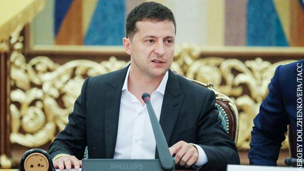Как Зеленский меняет позицию Украины по поводу мира в Донбассе