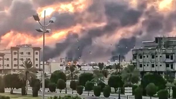 Атака дронов оказалась на руку Эр-Рияду